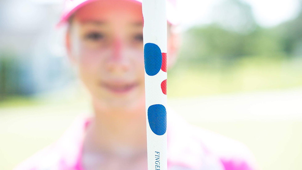 Fingerprints Junior Golf Grip