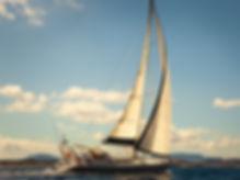 LUAR 040: in navigazione a vele spiegate