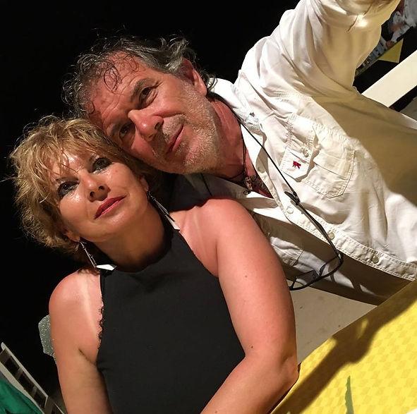Nico Penno e Luciana Chiarla