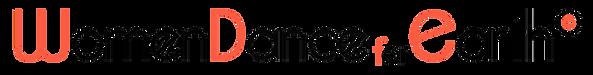 Logo_Womendanceforearth_corail_detour.pn