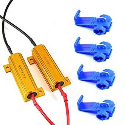 50W 6 Ohm LED Load Resistors