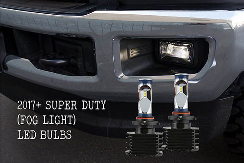 Premium Blue Tip LED Fog Lights