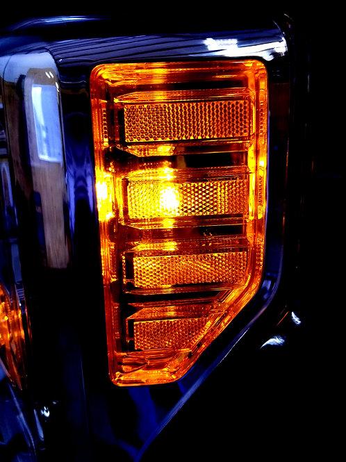 Super Duty LED Side Marker Bulbs