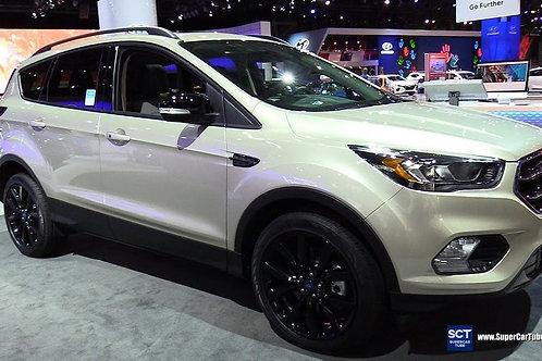 2017 - 2018 Ford Escape Remote Start