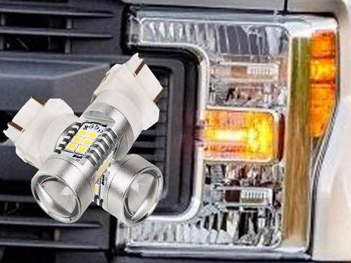 Super Duty Silver Series LED Turn Signal