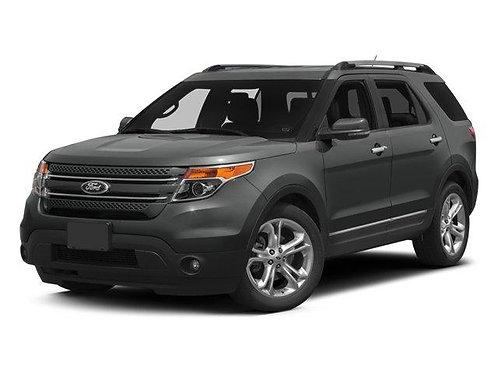 2011 - 2015 Ford Explorer Remote Start