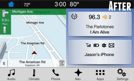 SYNC 3 Navigation  Added