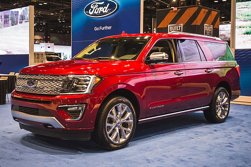 2018 Ford Expedition Remote Start