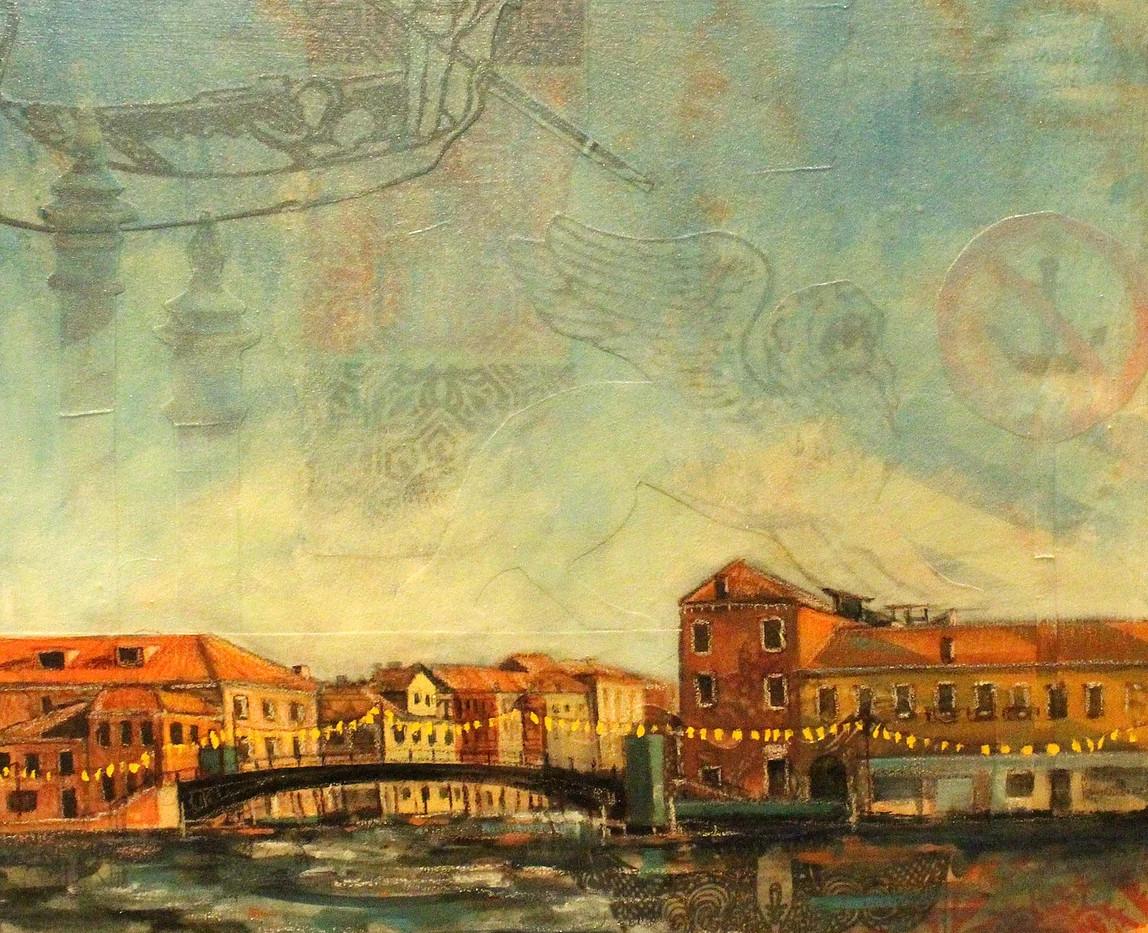 Entering Venice