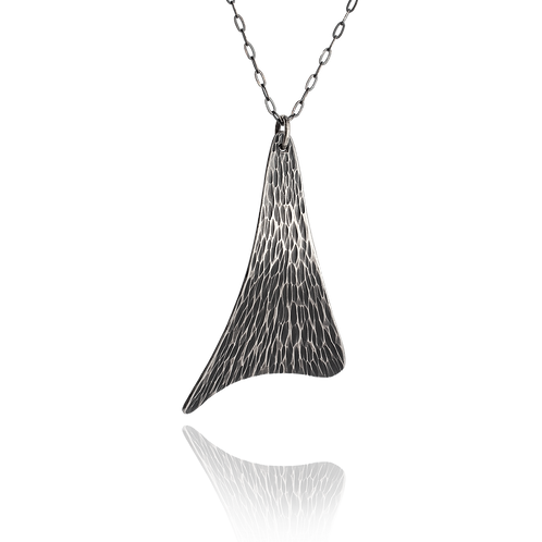 Forged Sail Pendant