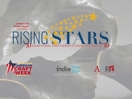 Danielle Gerber Chosen as 2016 Rising Craft Star by American Craft Week