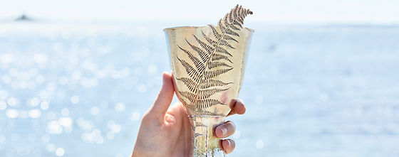 Sterling silver chalice cup