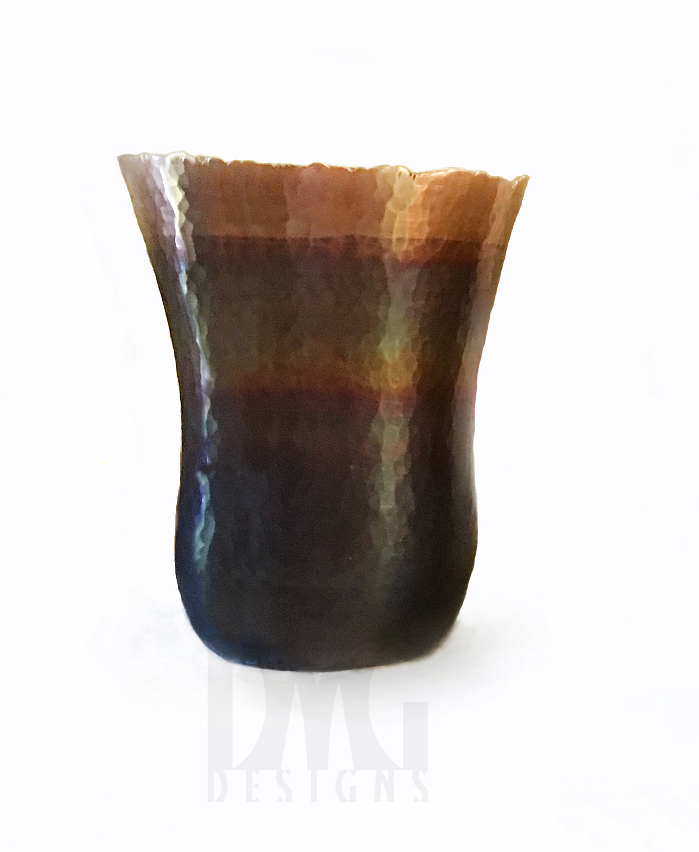 Small Vessel 1 Layered Patina