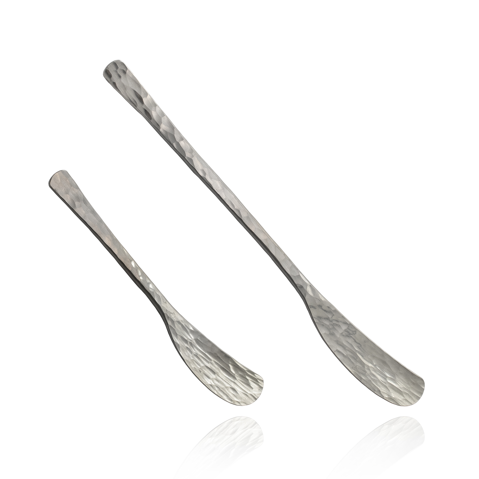 Silver Jam Knives
