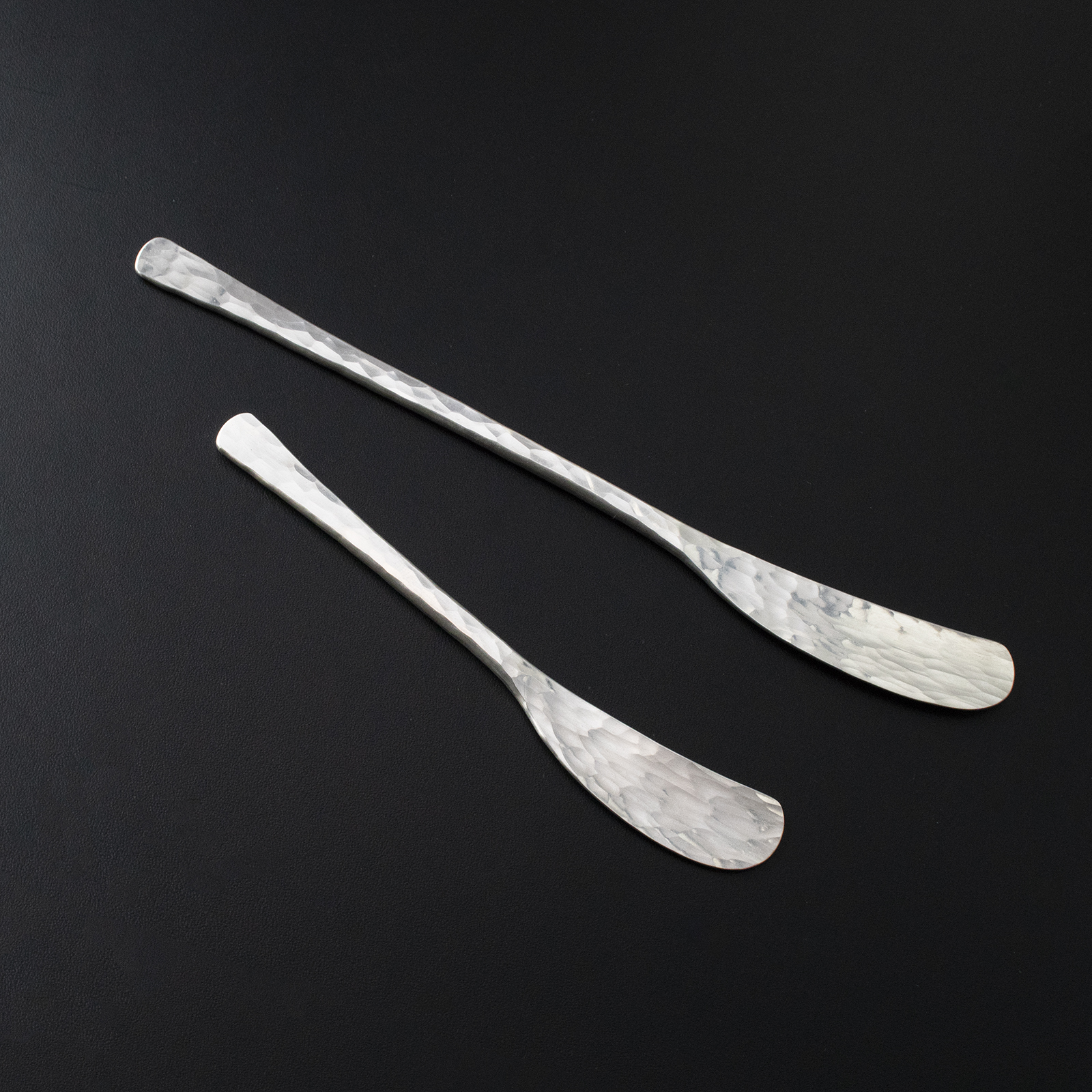 Sterling Silver Jam Knives