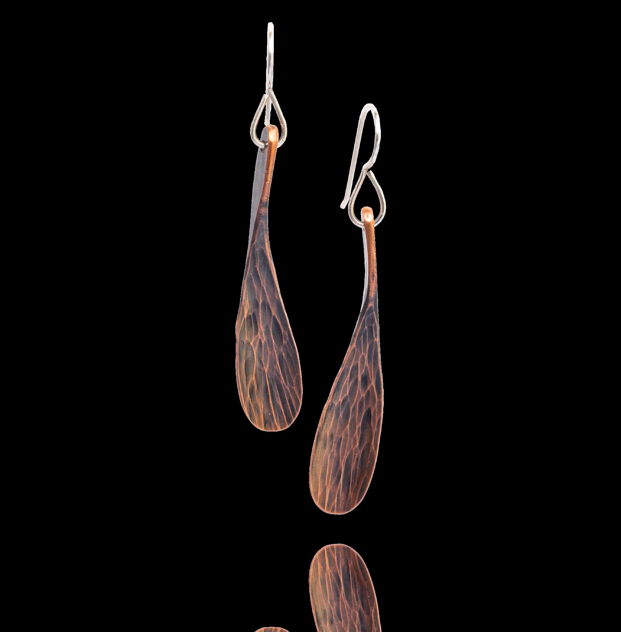 Droplet Dangles Copper