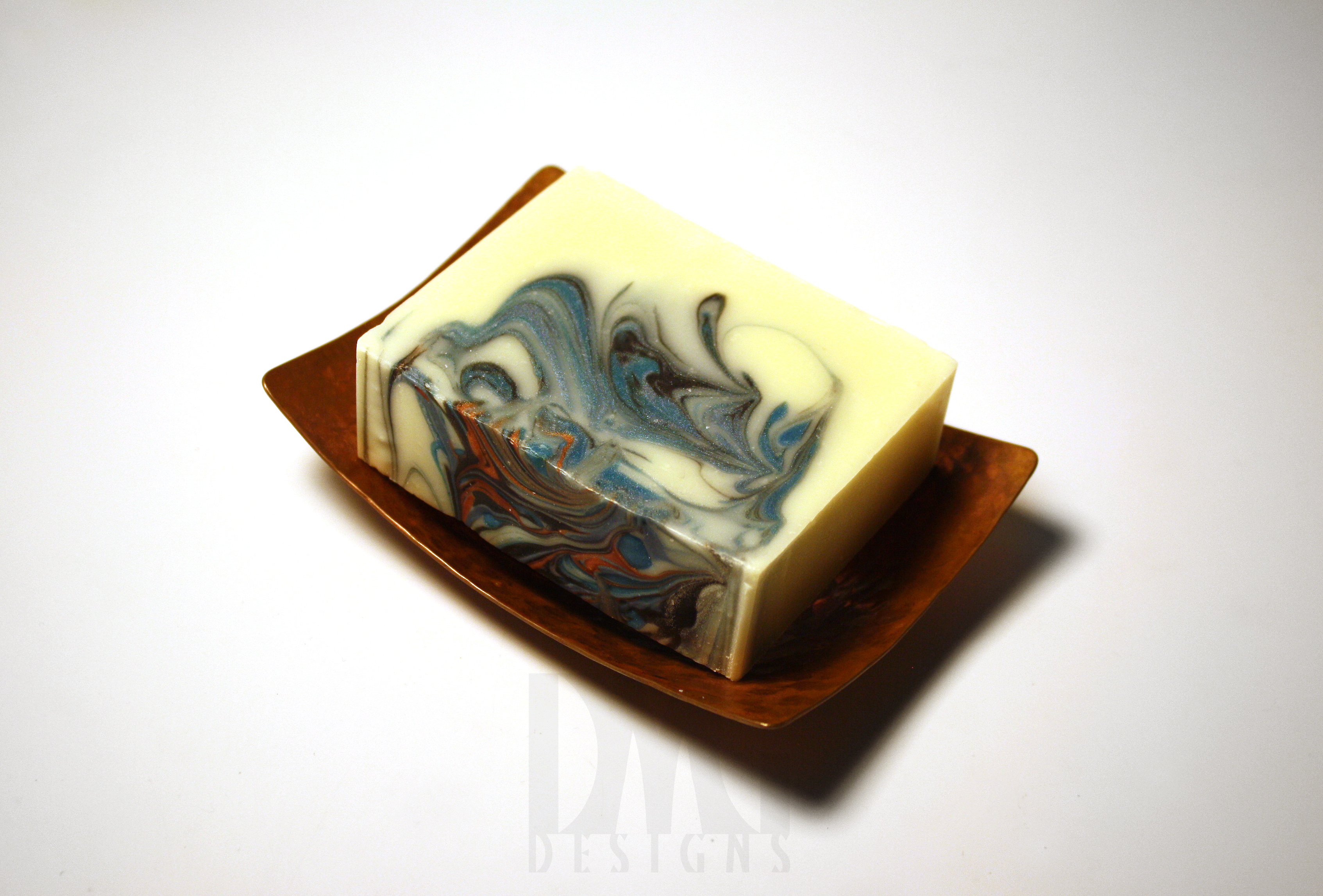Soap Dish - with soap