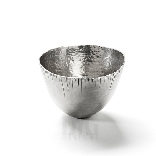 Silver Icicle Tumbler Vessel