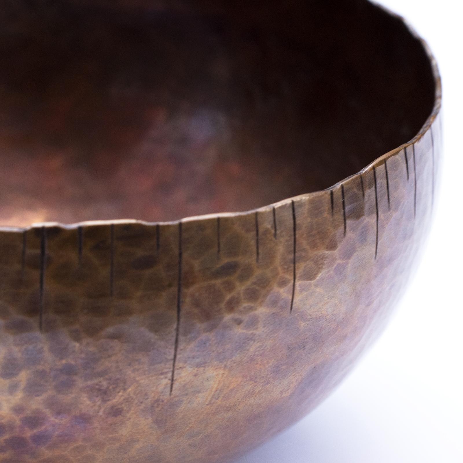Copper Icicle Bowl2