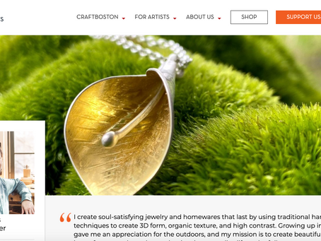 Visit DMG Design at Craftboston Virtual