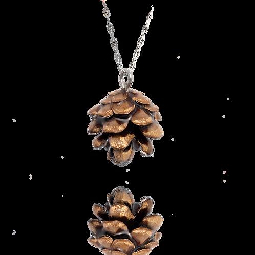 Maine Pinecone Pendant