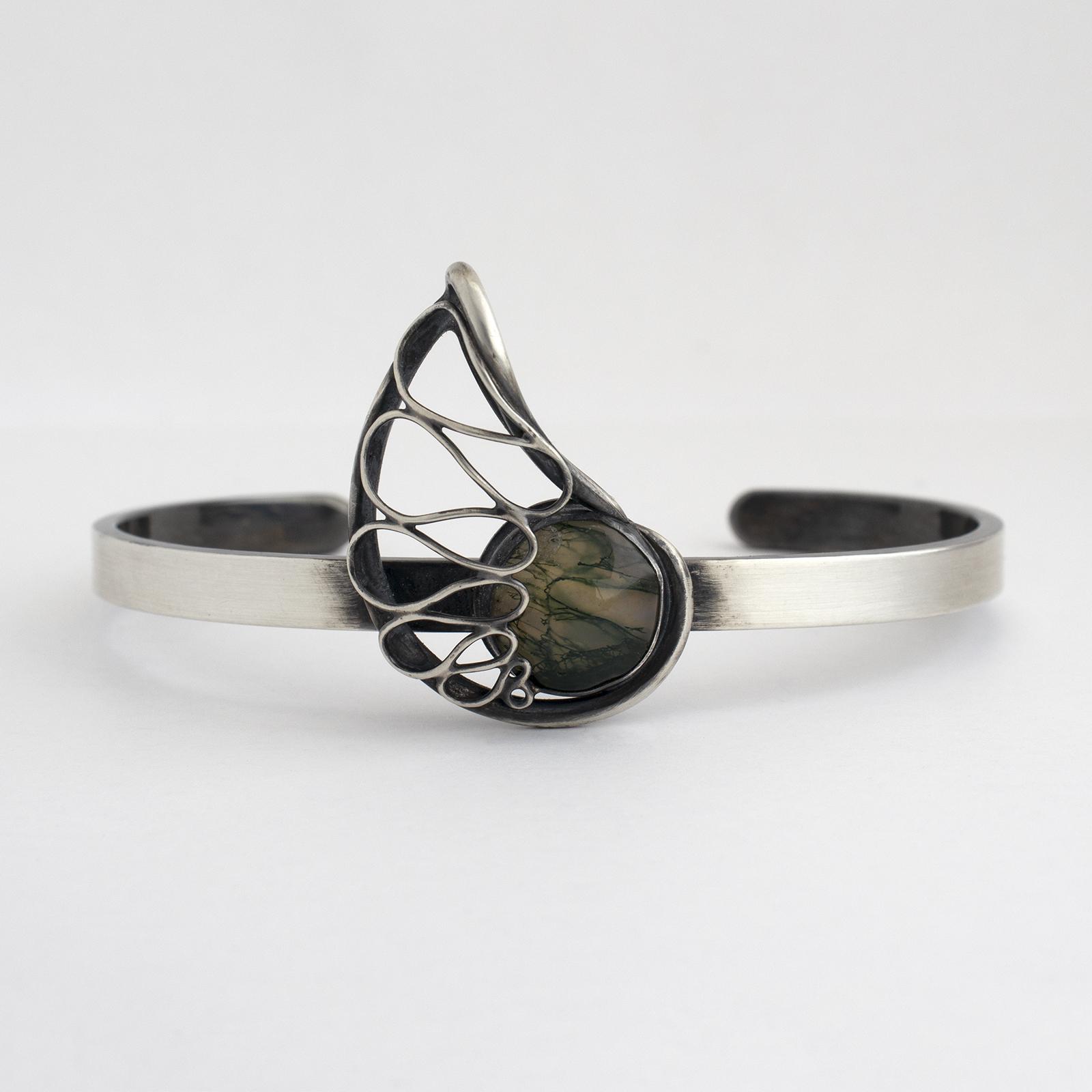 Nautilus Cuff Bracelet
