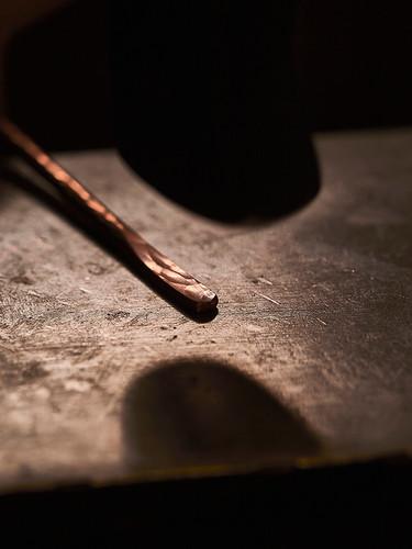 Forging Spoon