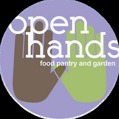 Open Hands Food Pantry and Garden