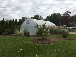 Open Hands Garden Hoop House