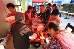 銀髮惜食盆菜宴