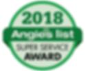 2018 Angies List Super Service Award.png