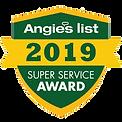 Angies List Super Service Award 2019.png