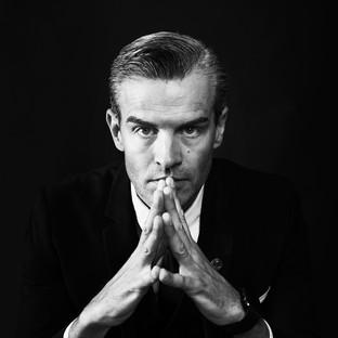 Skådespelarporträtt, Tobias Borvin