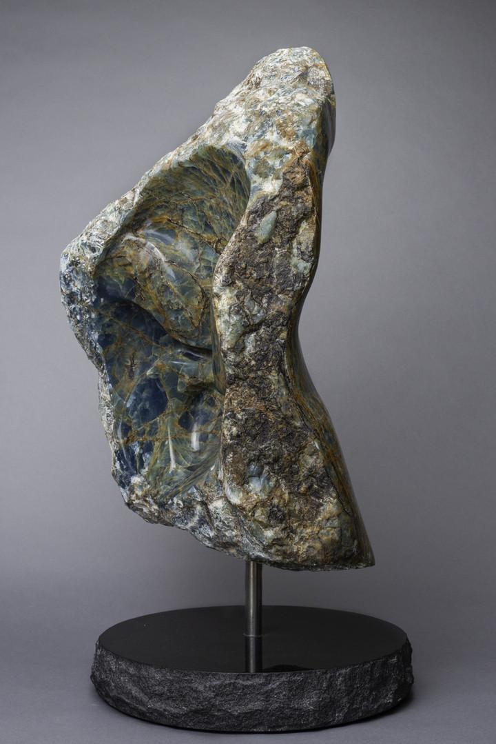 Pinwheel - Andes Blue Onyx