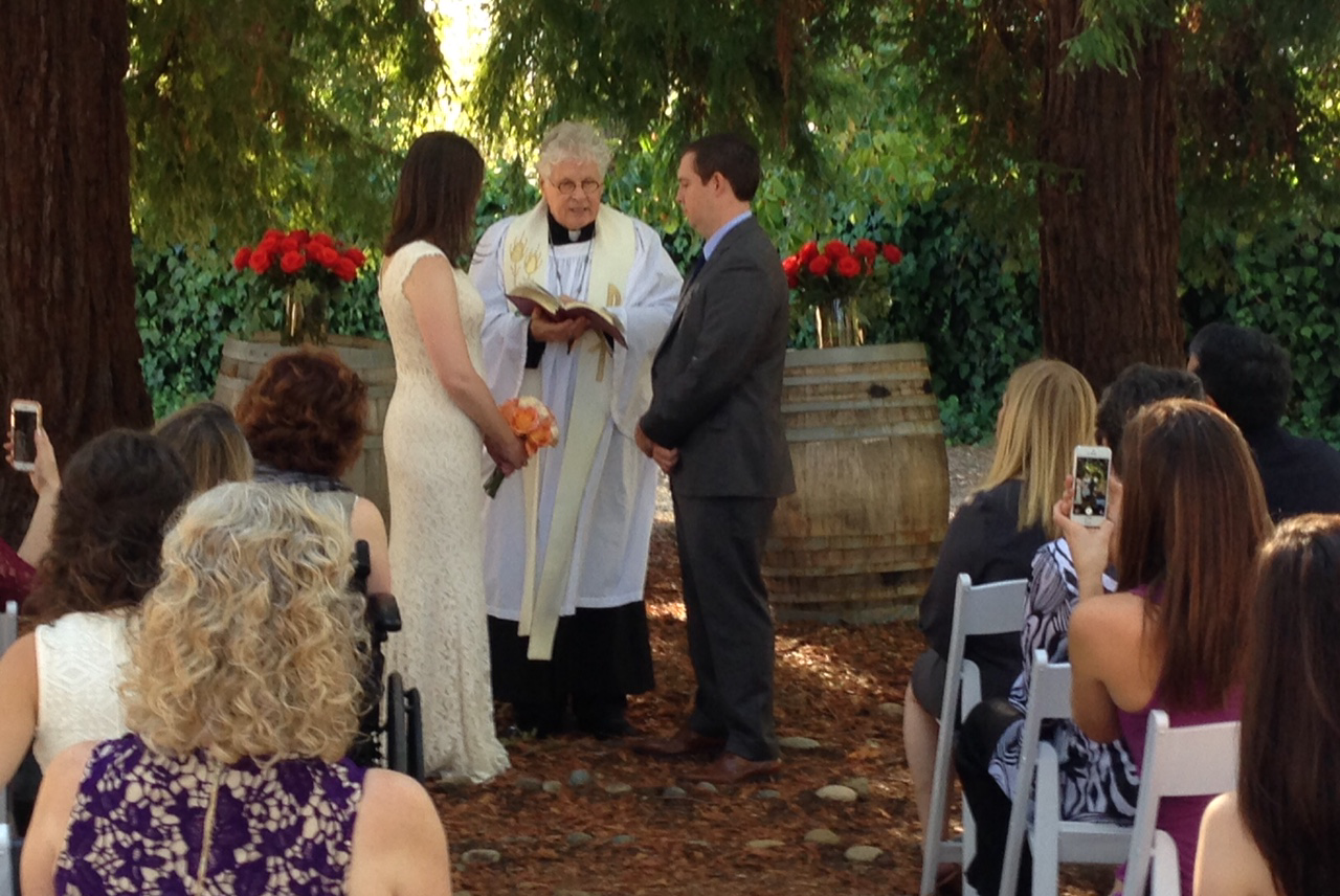 Small Wedding in Grove