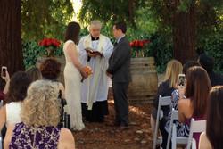 Small Wedding in Grove