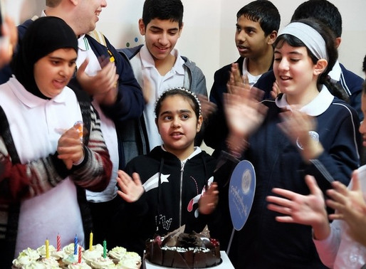 Abu Dhabi bakery pays it forward with free birthday cakes