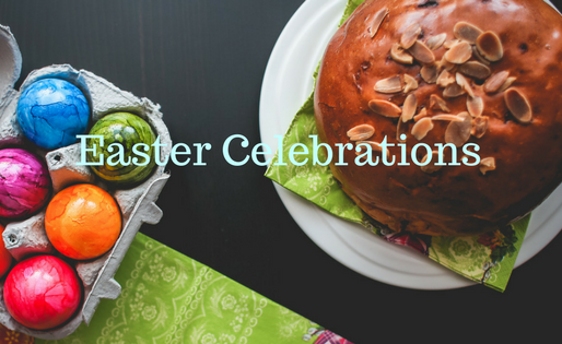 Easter Celebrations 2018