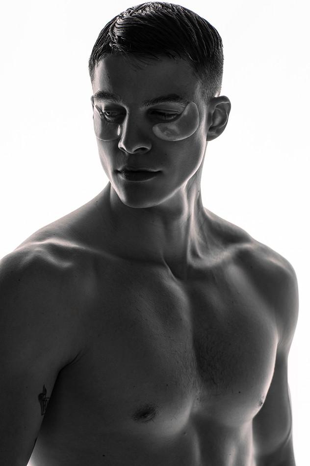 Male Model Scene Beauty