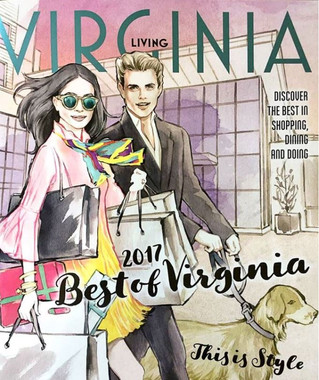 Virginia Living: 2017 Best of Virginia