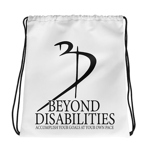 BD Drawstring bag