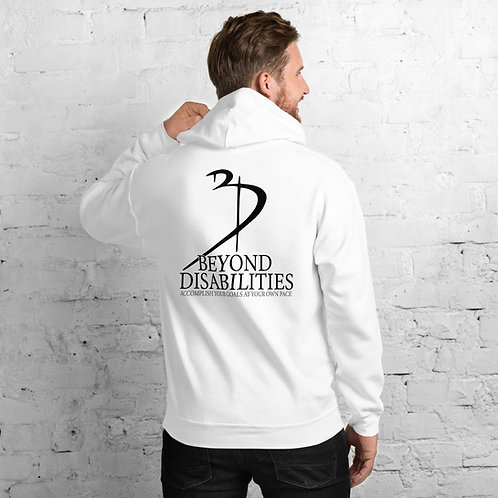 Unisex - Colored Beyond Disabilities Hoodie