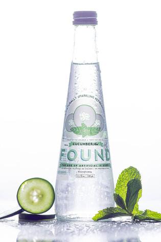 Cucumber Mint Found
