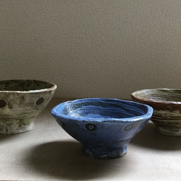 Make Your Own Rice Bowl and Chopstick Res: Rei Toyota