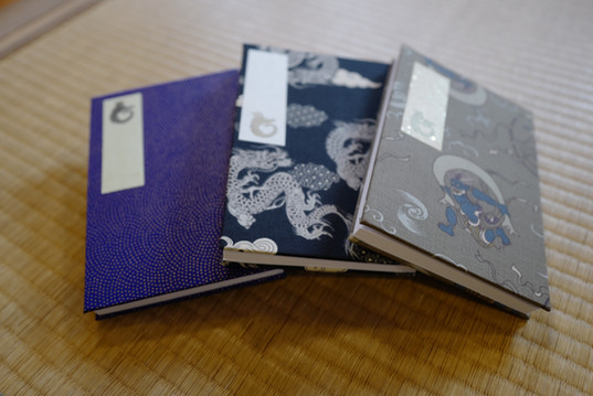Learn to Make a Goshuincho Stamp Book with Washi Paper