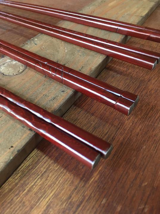 Carve your own Kamakura-bori Chopsticks
