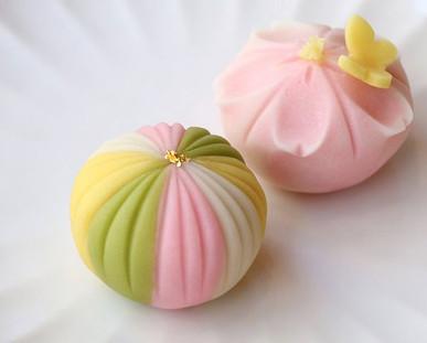 Learn to Make Wagashi Sweets