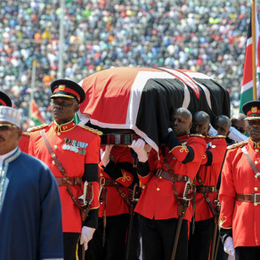 Fare thee well Baba Moi (Father Moi)