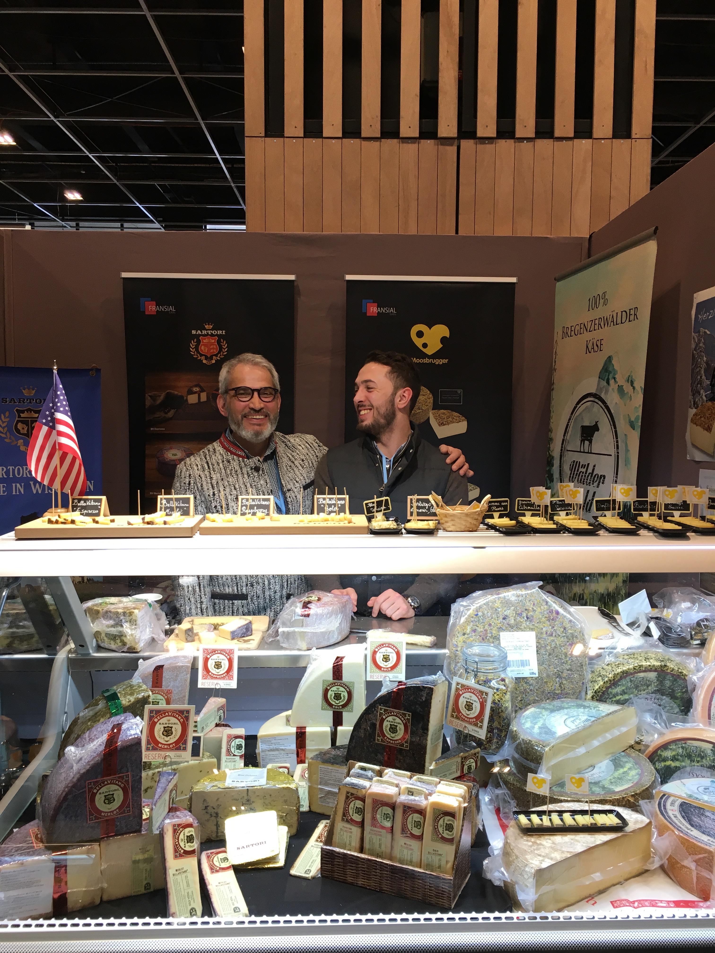 Salon du fromage 2018