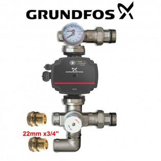 Pump Stations & Room Valves